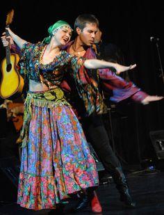 russian gypsy costume - Google Search