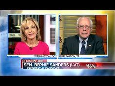 FULL: Bernie Sanders - Meet The Press 12/27/2015