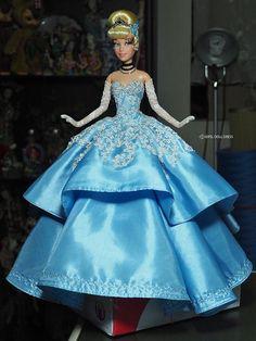 Disney Barbie Dolls, Disney Princess Dolls, Disney Princess Dresses, Aladdin Princess, Princess Aurora, Princess Bubblegum, Barbie Gowns, Barbie Dress, Barbie Clothes