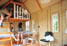 children playhouse VERSAILLES,2 bed bedroom!!
