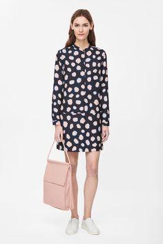 COS | Printed tunic dress