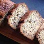 Gluten-Free Banana Walnut bread~~for Mary, Lisa and whomever.