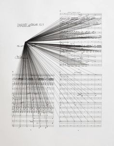 Horror Vacui - John Cage Imaginary Landscape #3 - Manuscript In...