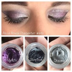 I found a couple of photos of looks created using the Splurge Cream Shadow that I really like and I wanted to share them here! I love that for December only, you get a free liquid eyeliner when you...