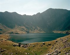 Llyn Cau, Cadair Idris - a lovely swim on our South Snowdonia Wet Weekend - http://www.goneswimming.co.uk/wet-weekends.html