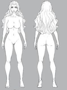 Human Body Drawing, Human Anatomy Drawing, Body Reference Drawing, Drawing Reference Poses, Anatomy Art, Body Sketches, Anatomy Sketches, Sexy Drawings, Art Drawings Sketches