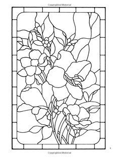 Glass Pattern 624