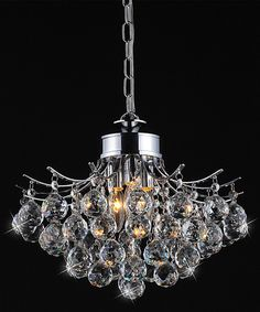 Take a look at this Boadices Crystal Chandelier today!