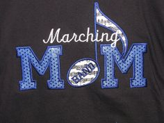 Items similar to Marching Band Mom on Etsy Marching Band Mom, Band Mom Shirts, Band Jokes, High School Band, Band Nerd, Band Camp, Drumline, Team Mom, Photography Words