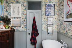 My Modern House: Duncan Campbell and Luke Edward Hall's maximalist Camden flat | Journal | The Modern House