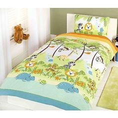Vintage 1988 Teenage Mutant Ninja Turtles Flat Twin Bed Sheet Kids