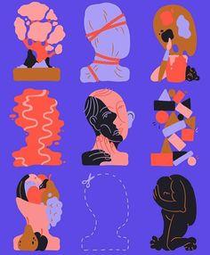 say hi to_ Sara Andreasson   Gothenburg   Illustrator