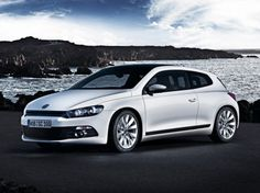 Volkswagen Scirocco. Car of the Day: 25 September 2013.