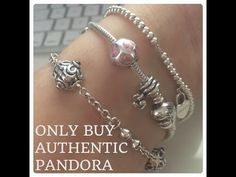 1c81740be HOW TO SPOT FAKE PANDORA ONLINE + HOW TO BUY AUTHENTIC PANDORA ONLINE 2015  - YouTube