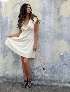 Gypsy Babydoll Short Dress