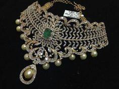 IGI Certified diamond necklace
