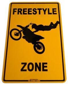 Motocross Bedroom modern artwork
