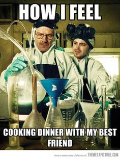 Except they are cooking something completely different...