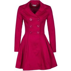 A Wear Classic coat ($98) found on Polyvore