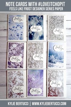 Kylie Bertucci Independent Demonstrator Australia: Super quick and easy Note Cards with Merry Christmas Card, Stampin Up Christmas, Christmas Cards, Christmas 2019, Diy Note Cards, Wedding Invitation Cards, Wedding Stationery, Party Invitations, Card Making Inspiration