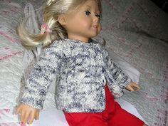 Fingering size 1 needles Ravelry: CoriInKansas' elena's doll cardi for Hana's AG