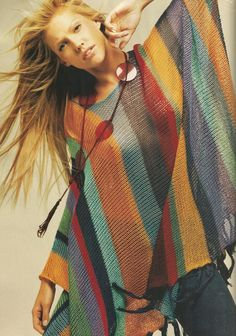 "Tricia Helfer ""Nomad's Land"" Shane Martin, Vogue Australia 99"