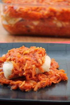 Kuchnia w wersji light: Dietetyczna ryba po grecku