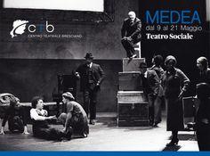 Brescia, Teatro Sociale, Medea