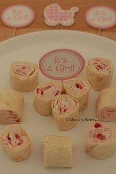 Cake Recipes, Snack Recipes, Baby Shower Sweets, Healthy Treats, High Tea, Mini Cupcakes, Tasty Dishes, Tapas, Food To Make