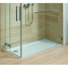 How much does a shower bases and wall and installation cost?  - Superplan XXL Shower Tray Product Photo