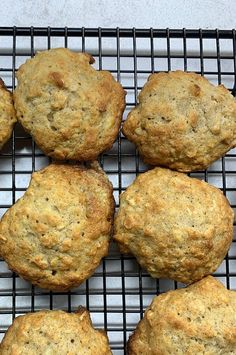 """Banana Oatmeal Cookie 