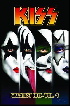 Kiss - Masters of Rock Rock Posters, Band Posters, Concert Posters, Kiss Rock, Banda Kiss, Gene Simmons Kiss, Kiss Band, Rock And Roll Bands, Hot Band