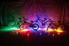 Bike lights from Bike Brightz would be an awesome gift