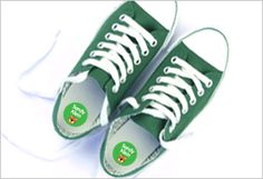 Shoe labels are a must-have for identifying shoes, sneakers and slippers. Gonna get some now for the school year!