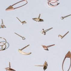 New earrings for everyday wear from WWAKE, Wendy Nichol, Loren Stewart and more…