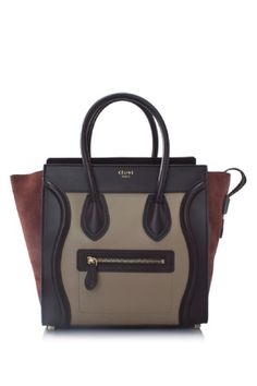 Céline Micro Luggage Shopper  HK$22,195