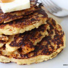 Banana Millet Pancakes, gluten free, sugar free, dairy free