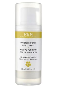 REN 'Invisible Pores' Detox Mask | Nordstrom
