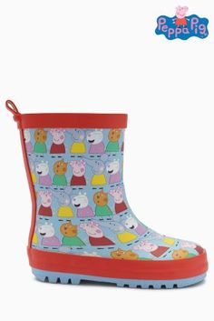 Buy Multi Peppa Pig™ Wellies (Younger Girls) from the Next UK online shop