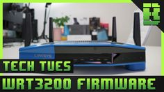 @Linksys #Linksys #wrt3200acm #Networking #WirelessRouter #dd-wrtfirmware #TechTues #802AC #FlashRouter  This is part of my Tech Tuesday Videos where each Tuesday I release videos Reviews Unboxing and Giving my first impressions on how I find them. This week is on The LINKSYS WRT3200ACM AC3200 MU-MIMO GIGABIT WI-FI ROUTER where I unbox it take a first impression and review and firmware it with the dd-wrt flash router custom update.  LINKSYS WRT3200ACM AC3200 MU-MIMO GIGABIT WI-FI ROUTER Link…