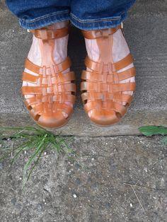 Plastic Shoes, Jelly Sandals, Slip On, Fashion, Moda, Fashion Styles, Fashion Illustrations