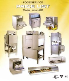 Professional dishwasher for restaurants, schools, industrial, hotels, camps kitchen needs. My Home Design, House Design, Future House, My House, Food Equipment, Commercial Kitchen Equipment, Commercial Dishwasher, Bakery Cafe, Camps