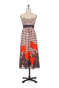 Tulip Fields Dress by Maeve