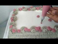 Decoração de rosas - YouTube