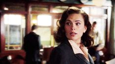 You da main bae Hayley, never change. | 22 Times Hayley Atwell Stole Your Heart