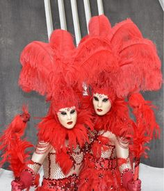Ulrike Walz - Carnival in Venice - own Costume, with my good…
