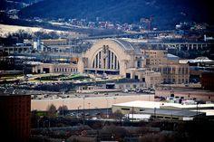 Cincinnati, Union Terminal