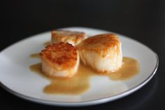 Seared scallops are even more special when served with this delicious, garlicky wine-butter sauce. So, when the folks over at Land O Lakes invited several bloggers to create new recipes using their new Butter with Olive Oil and Sea Salt, I knew scallops would be the perfect accompaniment! Make sure scallops are very dry. Pat …