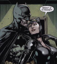 """""""Aren't I a friend?"""" Batman Eternal #2"""
