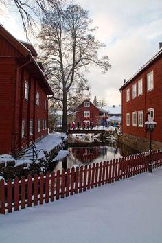 Julmarknad i Eksjö, Småland